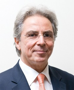 Ο καθηγητής κ. Χρήστος Μαρκόπουλος