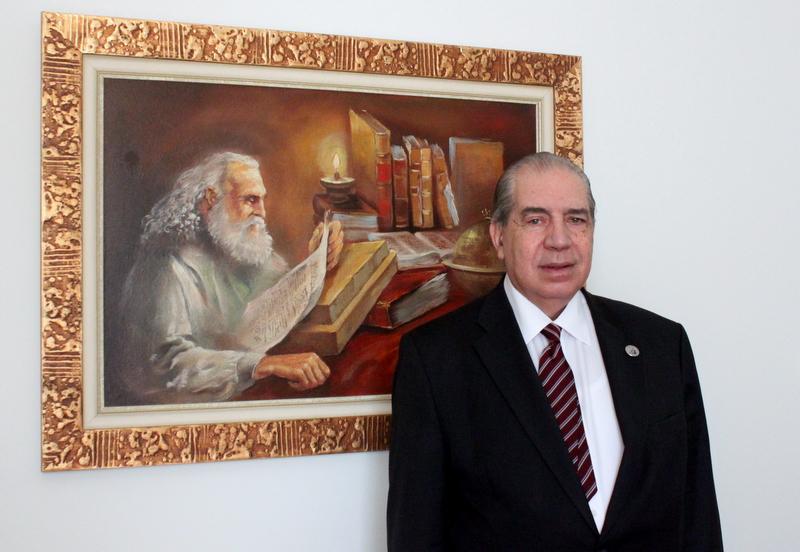 ο Πρόεδρος του Πανελληνίου Ιατρικού Συλλόγου κ. Μιχαήλ Βλασταράκος