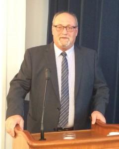κος Γεώργιος Συκιανάκης Πρόεδρος και Διευθύνων Σύμβουλος της Menarini στην Ελλάδα.