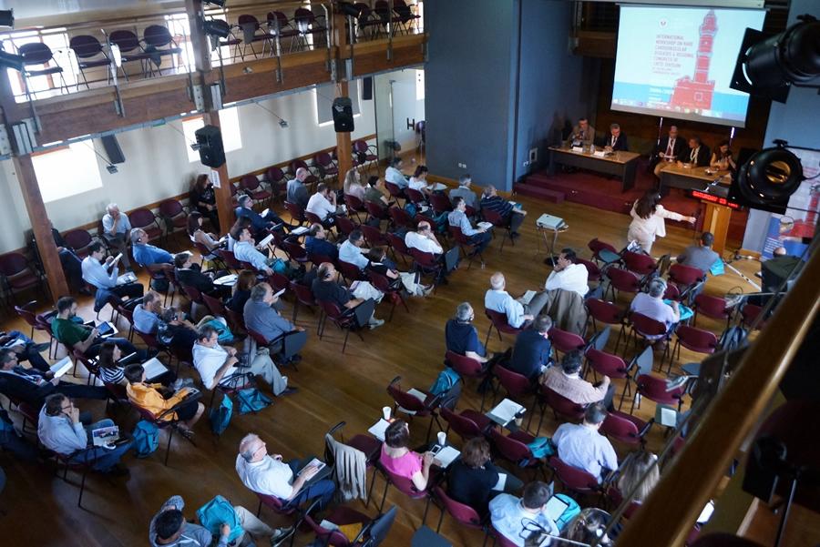 Φωτογραφία του συνεδρίου στα Χανιά