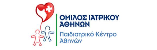 Iatriko_paidon_logo