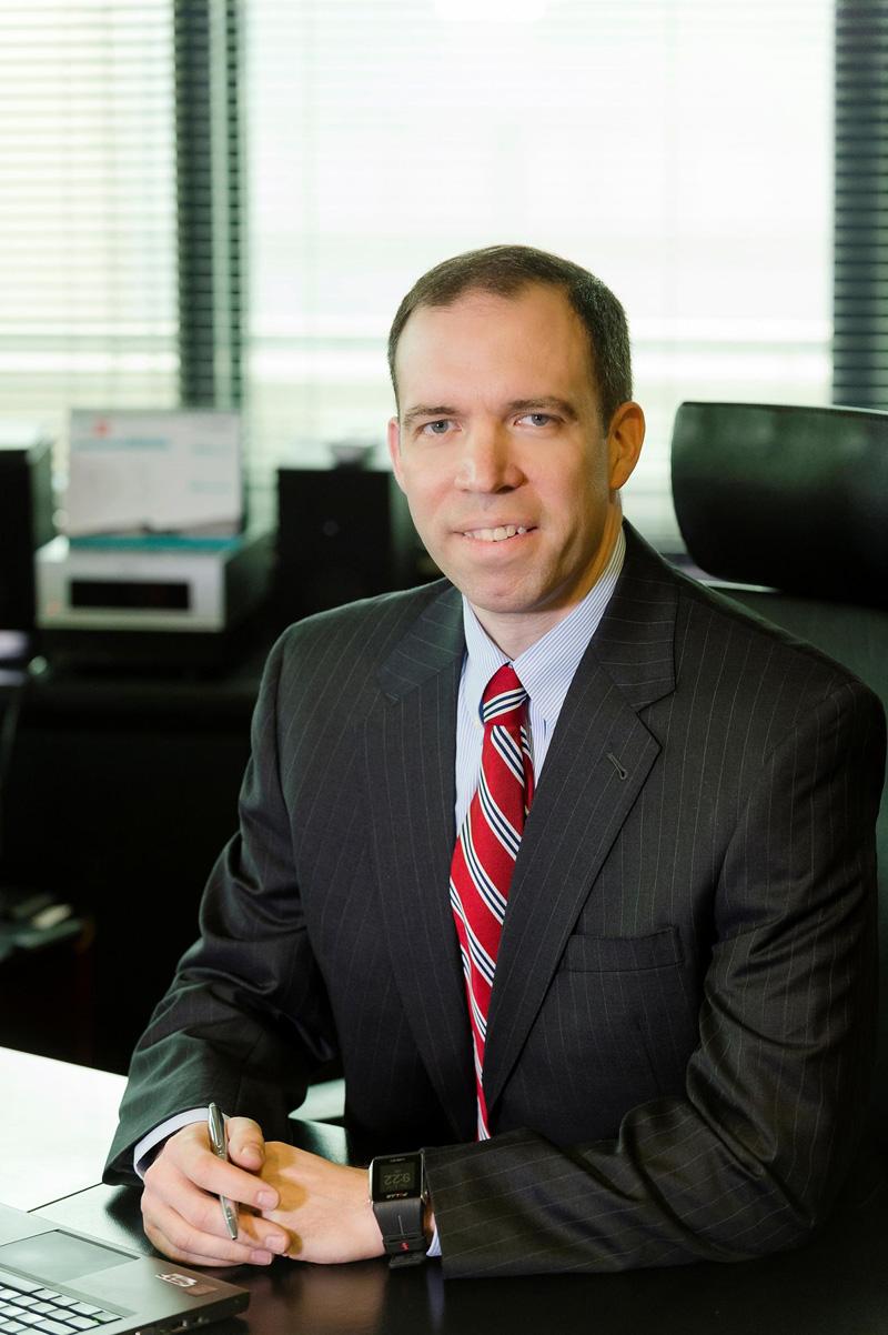ο κ. Jim Sage, Πρόεδρος και Διευθύνων Σύμβουλος της Pfizer Hellas