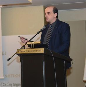 Δρ Κωνσταντίνος Φαρσαλινός κύριος ερευνητής της μελέτης Ωνάσειο Καρδιοχειρουργικό Κέντρο-ΕΣΔΥ-Παν. Πάτρας
