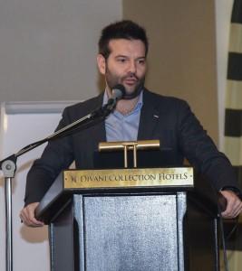 Δρ Γεώργιος Σιάκας, διευθυντής Ερευνών της Μονάδας Ερευνών Κοινής Γνώμης και Αγοράς στο Ερευνητικό Πανεπιστημιακό Ινστιτούτο του Πανεπιστημίου Μακεδονίας