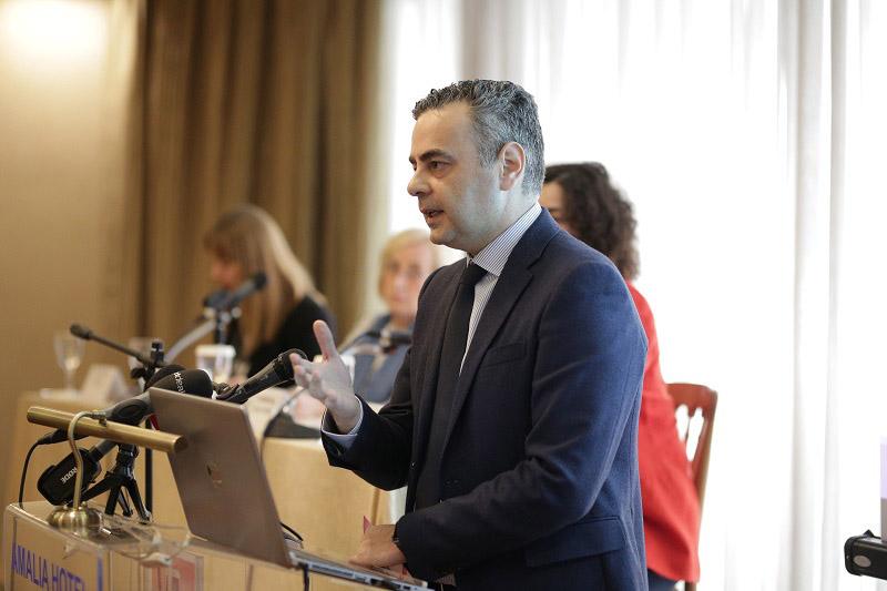Εμμανουήλ Σαλούστρος, Επίκουρος Καθηγητής Ογκολογίας στο τμήμα Ιατρικής του Πανεπιστημίου Θεσσαλίας