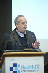 ο Γενικός Γραμματέας Δημόσιας Υγείας Γιάννης Μπασκόζος