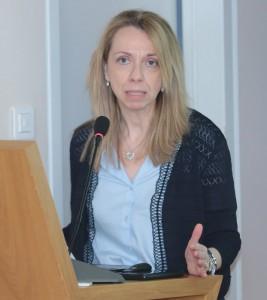κα Χριστίνα Χρυσοχόου, Διευθύντρια ΕΣΥ, Α' Καρδιολογική Κλινική, Ιατρική Σχολή Πανεπιστημίου Αθηνών