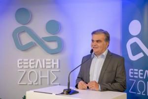 Ο Γενικός  Διευθυντής των Παιδικών Χωριών SOS, Γιώργος Πρωτόπαπας