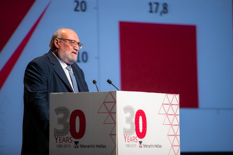 Γεώργιος Συκιανάκης, Πρόεδρος και Δ/νων Σύμβουλος