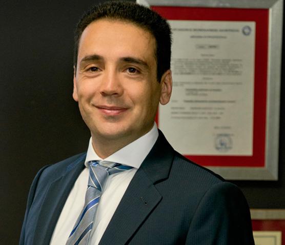 Απόστολος Καραμπίνης, Founder & Entrepreneur της KARABINIS MEDICAL SA