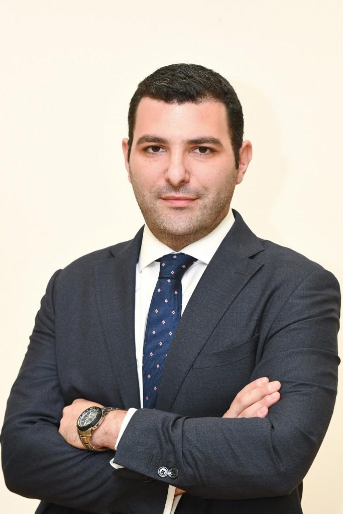Ο Ηλίας Κοντούδης  Head of Market Access στην Bayer Ελλάς